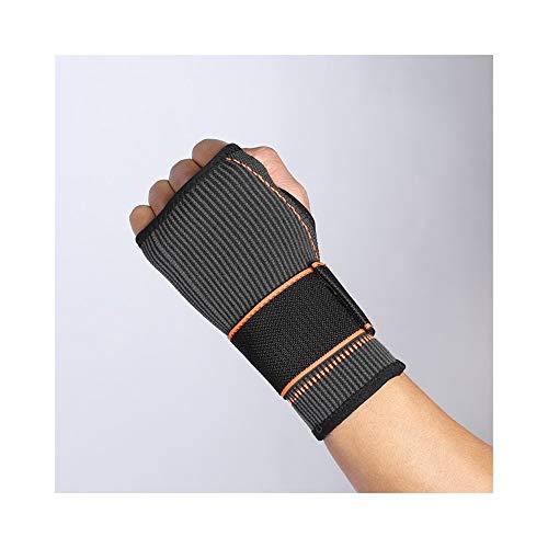YOUTHLIKEWATER Polssteun 2 Stks verstelbare polssteun nylon polsband polsbeugel mannen tennis compressie carpaal wraps bandage fitness volleybal handschoenen