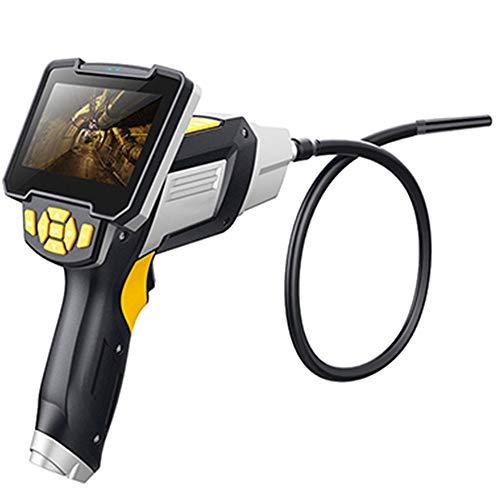 ARLT 4.3inch Industrial Endoskop 1080P Inspektion Kamera Auto Reparaturwerkzeug Schlange Hartes Handheld WiFi-Endoskop (Size : 10M Snake Tube)