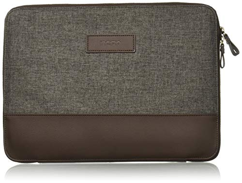 Incipio Truman Sleeve for Microsoft Surface Pro 4– Certified Microsoft Case [Type Cover Compatible | External Pocket | Stylus Holder | Nylon Padded Baumwolle - burgundy 0