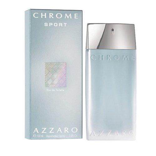AZZAR0 Chrome Sport Eau de Toilette 100 ml