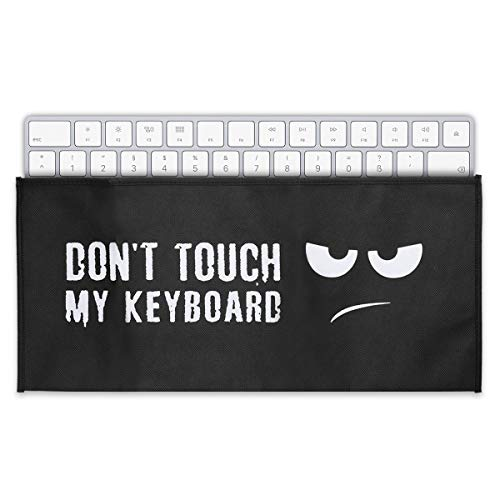 kwmobile Universal Keyboard Hülle - PC Tastatur Schutzhülle für Universal Keyboard - Keyboard Case