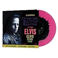Sings Elvis (Pink & Black Haze Vinyl)