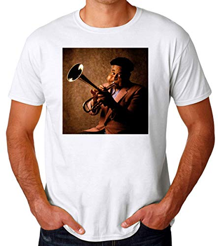 George Graphics Dizzy Gillespie T-shirt voor heren