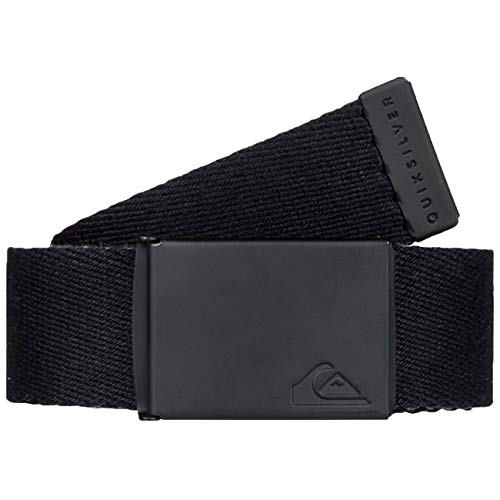 DCSHJ #DC Shoes The Jam-Cintura in Rete Reversibile, Uomo, Black, 1SZ