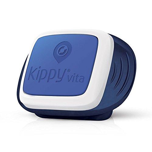 Kippy Vita kv0001bl GPS und Activity Tracker für Haustiere