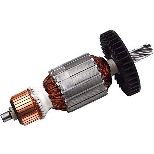 MQEIANG Reemplazo del Motor del Anclaje del Rotor de Armadura 220V-230V para Makita HM1304 HM1304B HM 1304 HM 1304B Las Piezas de Repuesto de Martillo de demolición