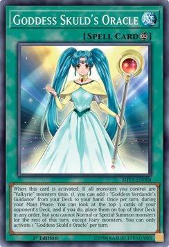 Yu-Gi-Oh! - Goddess Skuld