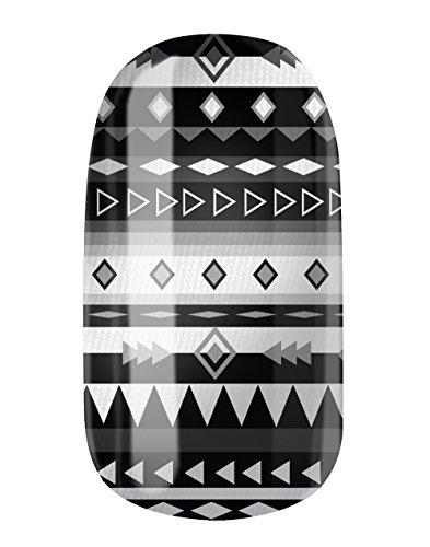 Glamstripes/Tucson autoadesivi con design personalizzato by Glamstripes- Made in Germany 12 Nail Wraps estremamente resistenti e di lunga durata.
