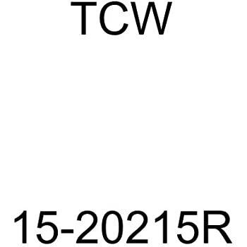 Tested Select TCW 15-20541 A//C Compressor and Clutch