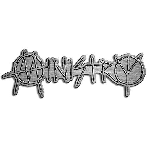 Terminal Ministry - Ministry Pin Badge: Logo (Retail Pack) Merchandising