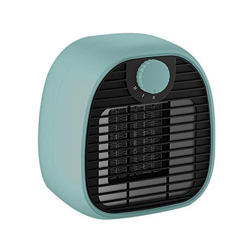 Winter Heater High-Efficiency Quick-Heat Office Convenient Mini Heater (Green)
