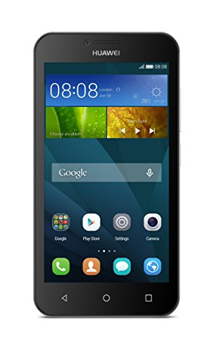 Huawei Y5 Smartphone (4,5 Zoll (11,43 cm) Touch-Display, 8 GB interner Speicher, Android 5.1) weiß