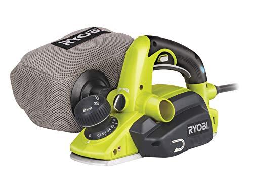 Ryobi Hobel EPN7582NHG (Elektrohobel 750 W, incl. 2 HM-Wendemesser, im Koffer) 5133000352