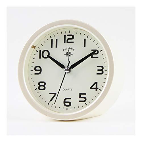 . El reloj de tabla de la personalidad simple silencio del pequeño...