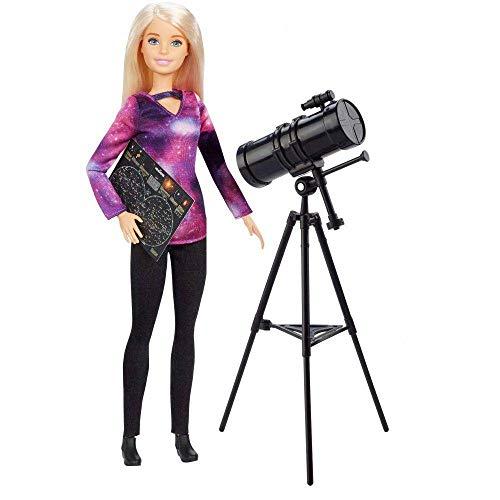 Astrofísica Barbie National Geographic