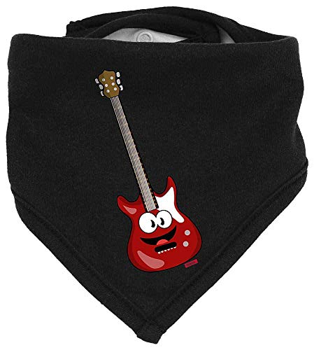 Hariz - Pañuelo para bebé para el cuello para guitarra eléctrica, incluye...