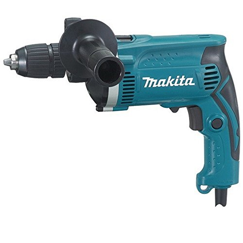 Makita HP1631K 240 V Percussion Drill with Carry Case