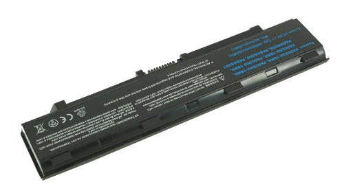 10,80V 4400mAh Batterie pour Toshiba Dynabook T552, Dynabook T552/36F, Dynabook T552/47F, Dynabook T552/58F, Satellite C50, Satellite C800, Satellite C805 Serien