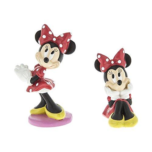 Bomboniere Disney resina Minnie H 8 cm 2 posizioni