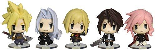 Square Enix Final Fantasy Trading Arts Kai Mini Action Figur Set