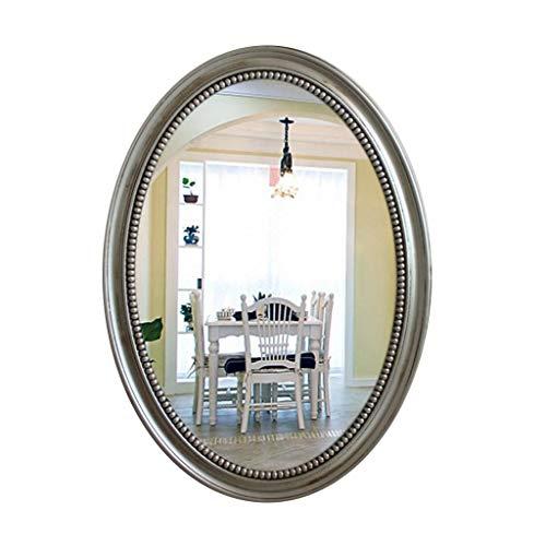 Espejo de Pared Decorativo Ovalado