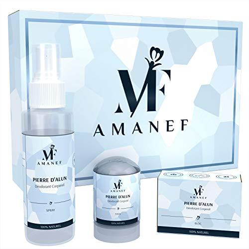 Desodorante Amanef