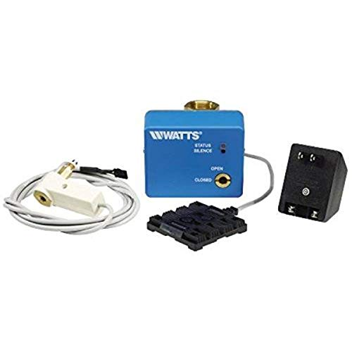 Watts Floodsafe Water Detector Shutoff for Gas Water Heaters, Right Hand Thread, 149071
