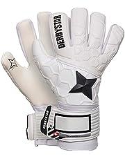 Derbystar Classico I handschoenen unisex, wit zwart