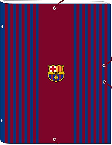 Cartella portadocumenti Folio F.C. Barcellona 1ª divisa 21/22, 260 x 365 mm