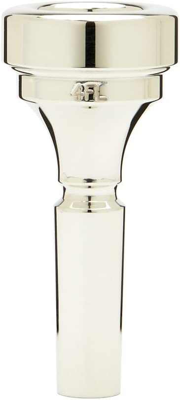 Time sale quality assurance Denis Wick DW5884-4FL Silver-Plated Mouthpiece Flugelhorn