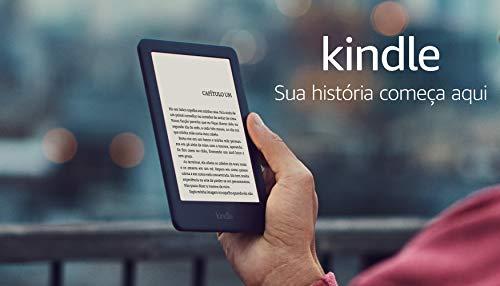 Imagem representativa de Kindle 10a. geração com iluminação embutida – Cor Preta