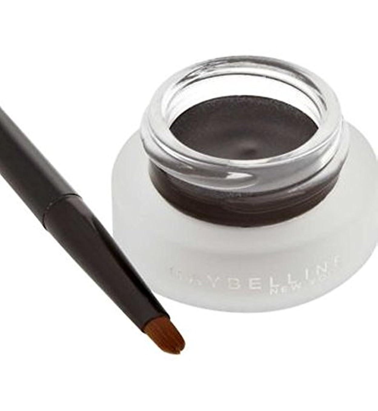 確認してくださいかろうじて荒野Maybelline Lasting Drama Gel Eyeliner 02 Brown - メイベリン持続ドラマゲルアイライナー02ブラウン (Maybelline) [並行輸入品]