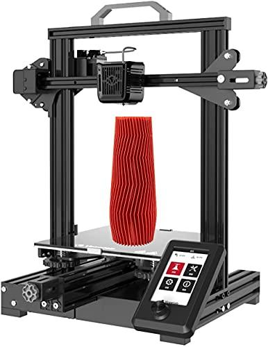 Impresora 3D de código Abierto Voxelab Aquila X2 con Placa de Superficie de construcción extraíble, reanudación de la impresión, detección de filamentos de versión Mejorada