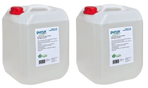 Purux Essigsäure 20 Liter Essig Essigessenz Lebensmittelqualität