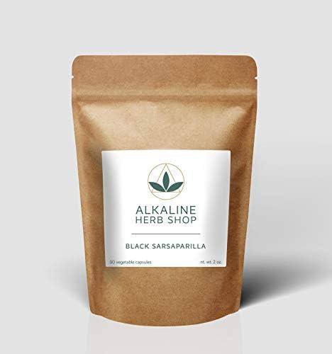 Black Sarsaparilla Capsules product image
