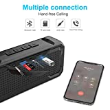 Zoom IMG-1 andven 20w altoparlante bluetooth5 0