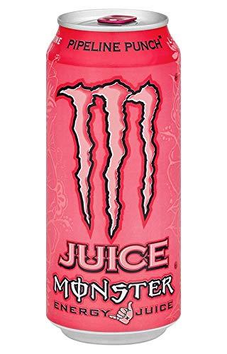 Monster Pipeline Punch 50cl (pack de 24)