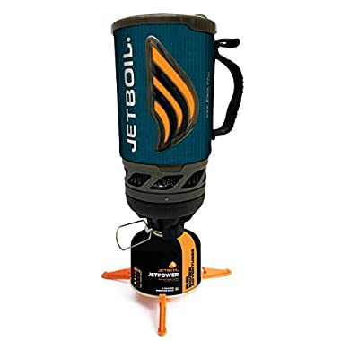 Jetboil Flash Personal Cooking System in Sapphire Blue