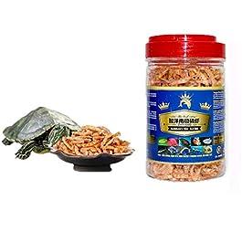 Better F Fish Food Tropical Flakes Dried Shrimp Aquarium Pond Turtle Fish Sticks Complete Nutrition Fish Food Holiday Block