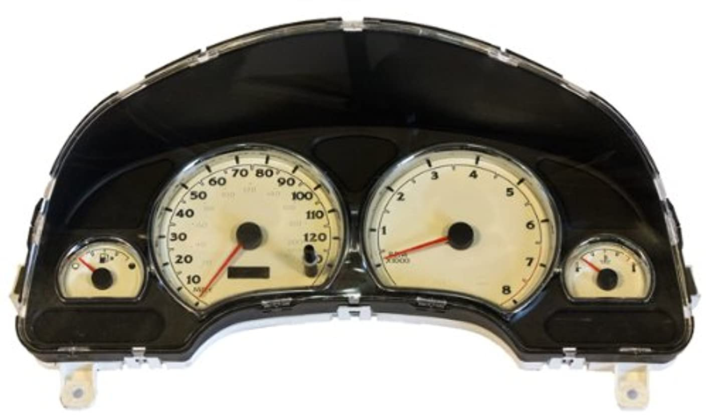 Honda Genuine 78100-S80-A16 Combination Meter Assembly