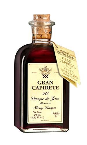Gran Capirete 50 - Vinagre de Jerez Reserva 250 ml
