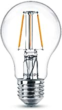 Philips LED Light Bulb Equivalent 40W E27 Cool White Non-Dimmable Glass