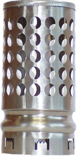 Forever Vent FL530SSK 5-Inch x 30-Feet Single Ply Chimney Liner Stainless Steel The Forever Cap