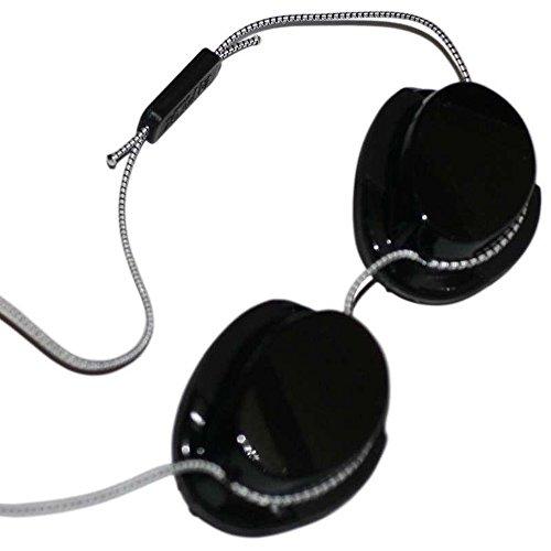 Solariumbrille - Höhensonnenbrille für Erwachsene sicherer Schutz vor UVB- und UVC- Strahlung
