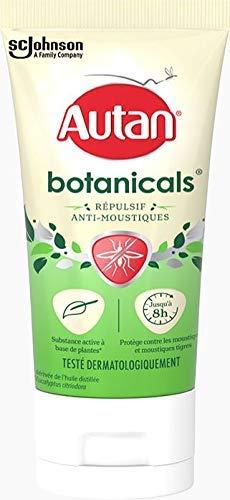 Autan® Botanicals® lotion anti-moustiques pour le corps en tube, 50ml