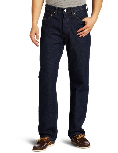 Levi's Men's 550 Relaxed-fit Jean, Rinse, 33X30