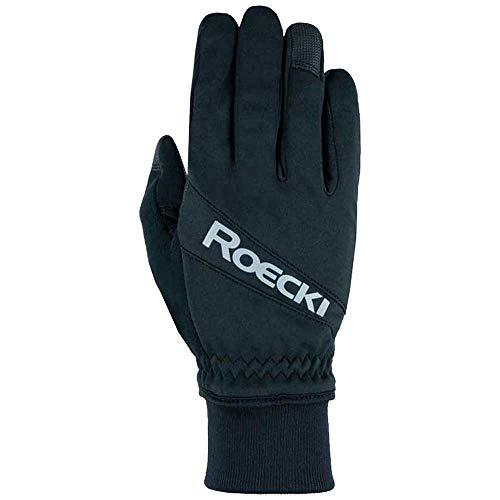 Roeckl Handschuhe Rofan, Bikerhandschuhe Winter, Bike Top Function, schwarz, 11