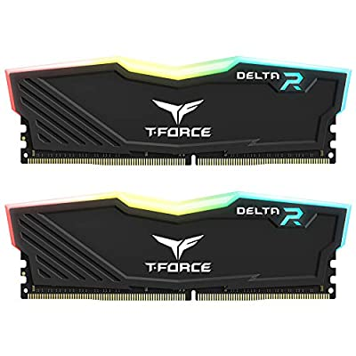TEAMGROUP T-Force Delta RGB DDR4 16GB (2x8GB) 3200MHz
