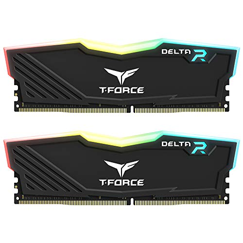 TEAMGROUP T-Force Delta RGB DDR4 16GB...