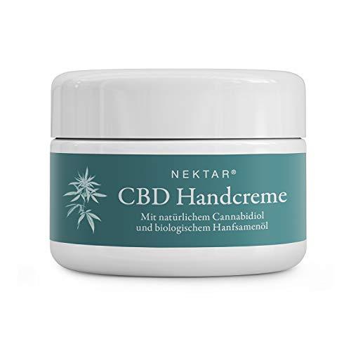 CBD Hand Cream NEKTAR NATURAL COSMETICS 50g